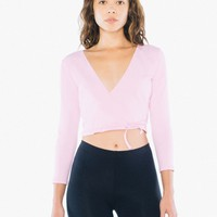 Cotton Spandex Julliard Top | American Apparel