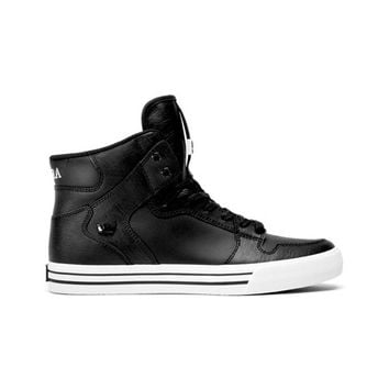 Supra Vaider Black/White Men's Shoes