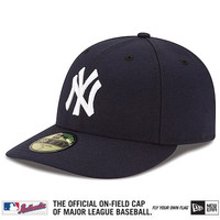 New York Yankees Authentic Collection Low Crown On-Field 59FIFTY Game Cap - MLB.com Shop