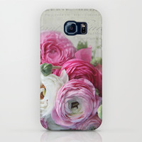 Ranunculus still life iPhone Case by sylviacookphotography