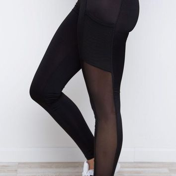 Solid Color Tight Stretch Pants Trousers Leggings Sweatpants
