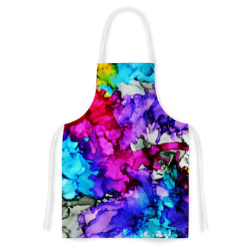 "Claire Day ""Indie Chic"" Artistic Apron"