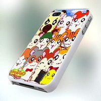 Hamtaro Anime design for iPhone 4 or 4S Case / Cover