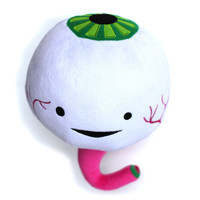 I Heart Guts: Eyeball Plush