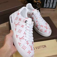 lowtop louis vuitton LV shoes 2