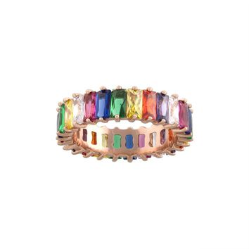 Multi-Color Ring