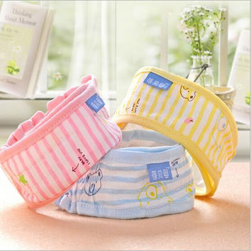 1pcs/lot 100% Cotton Adjustable Comfortable Breathable Diaper Buckle Fixed Belt Diapers 2015 Baby Accessories Cloth Diaper Pins