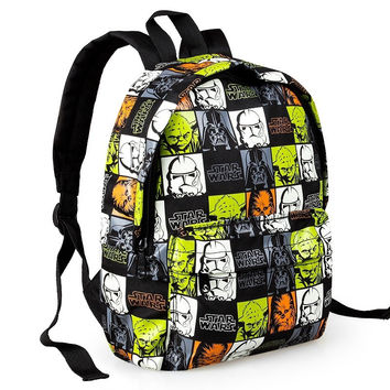 Children's Cartoon Backpack Satchel 10'' School Bag Little Kids Boy Schoolbag For Age 1-4