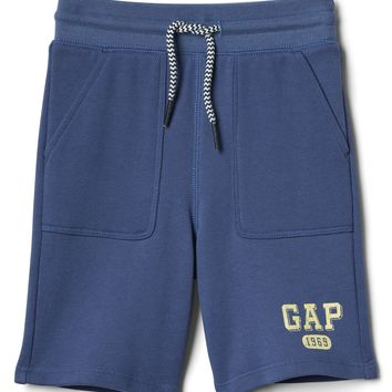 "4.5"" Logo Pull-On Shorts