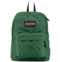 JANSPORT BLACK LABEL SUPERBREAK BACKPACK - MUTED GREEN