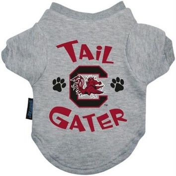DCCKT9W South Carolina Gamecocks Tail Gater Tee Shirt