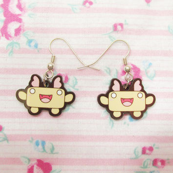 Little Monster Dangle Earrings