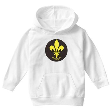 boy scout best Youth Hoodie