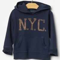 Gap Baby Graphic Hoodie