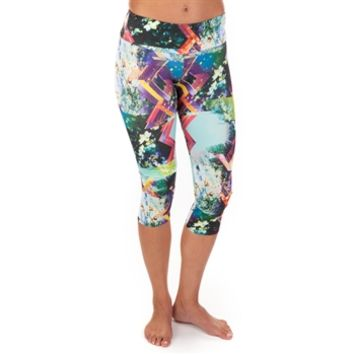Onzie Prism Print Capri Leggings at Von Maur