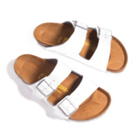 Arizona Sandal - White