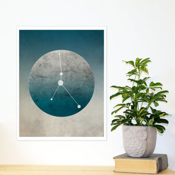 Cancer Art, Cancer Constellation, Cancer Zodiac, Zodiac art