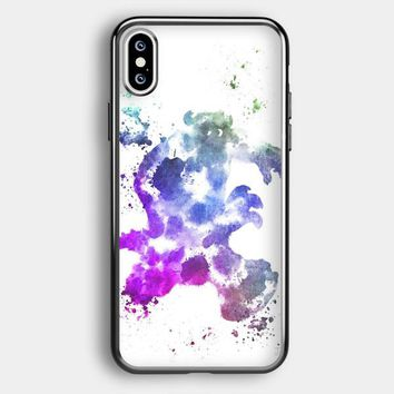 Sulley Monsters Inc iPhone XS Case | Casefruits