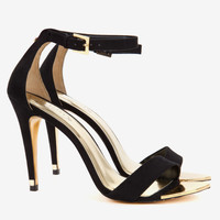 Ankle strap sandals - Black | Shoes | Ted Baker