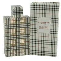Burberry Brit By Burberry For Women. Eau De Parfum Spray 3.3 Ounces