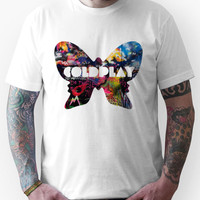 Coldplay - Concrete Canvas #4 Unisex T-Shirt