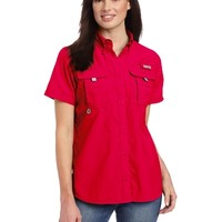 Columbia Women's Bahama Short Sleeve Shirt