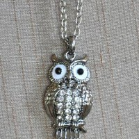 The Wise Owl Necklace