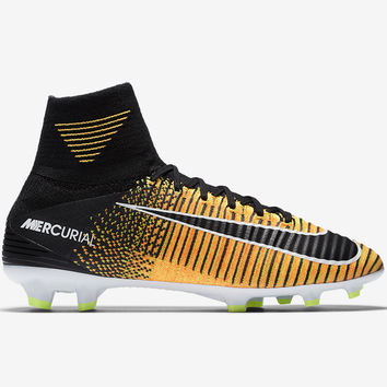 Nike Mercurial Superfly V Dynamic Fit Firm Ground Jr