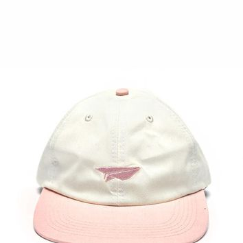 Paper Plane Polo Hat - Rose
