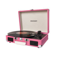 You Spin Me Around Turntable in Pink