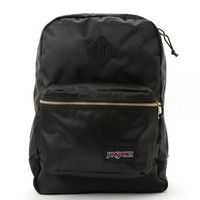 JANSPORT - SUPER FX BACKPACK - Black/Gold