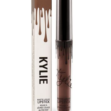 True Brown K Matte Liquid Lipstick