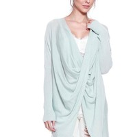 All In A Twist Cardigan - Kimonos + Cardigans - OUTERWEAR - WOMEN - Foreign Exchange