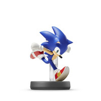 Sonic Super Smash Brothers Series amiibo (US Version)