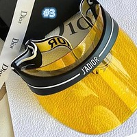 DIOR Outing Polarization Sunshade Cap
