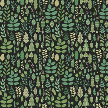 Tiny Trees Removable Wallpaper