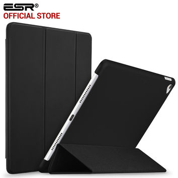 ESR Smart Cover Case Trifold Stand and Magnetic Auto Wake Sleep Case for 2016 Release iPad Pro 9.7""