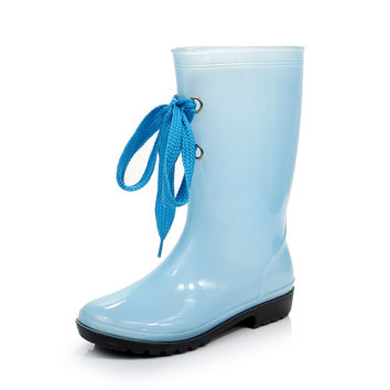 Fashion Miss Rain Bootie,Rain boots = 5825368961