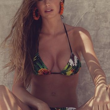 Lolita Alegria Jungle Print Bikini