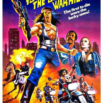 1990: The Bronx Warriors 27x40 Movie Poster (1983)
