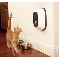PetChatz HD Pet Camera Two-Way Audio/Video System that Dispenses Treats, Scentz and Provides Motion/Noise Sensing