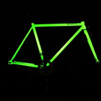 Pure Fix Cycles Glow in the Dark Fixed Gear Single Speed Fixie Bike