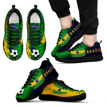 2018 World Cup Brazil Sneakers|Running Shoes For Men Women Kids