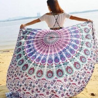 Beach Summer Scarf [10014497420]