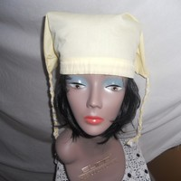 Upcycled/ Recycled Jester Sleep Hat