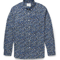 Saturdays Surf NYC - Crosby Flower-Print Cotton Shirt | MR PORTER