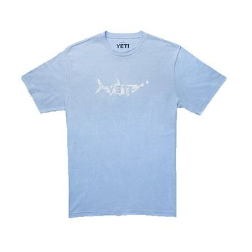 Drink Like a Fish T-Shirt in Carolina Blue by YETI