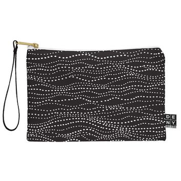 Heather Dutton Gossamer Midnight Pouch
