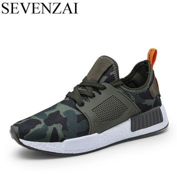 camouflage moccasins sports shoes for male sneakers men 2017 outdoor luxury brand mili