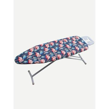 Flamingo Print Ironing Board Cover